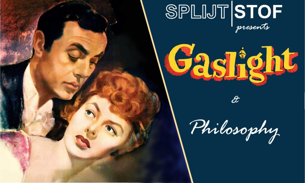 Banner for Gaslight and Philosophy
